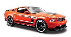 Coleccionable Maisto Escala 124 Ford Mustang Boss 302 Fundi