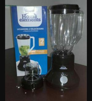 Licuadora Home Elements