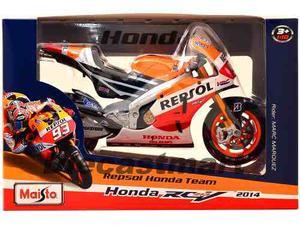 Moto Honda Repsol  Marc Marquez Escala 1/10