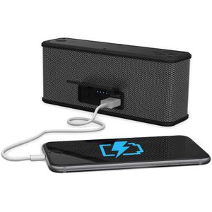 Ruggedlife Bluetooth Altavoz Y Cargador Portátil