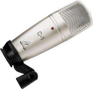 Behringer C1 Micrófono De Condensador Para Estudio Xlr