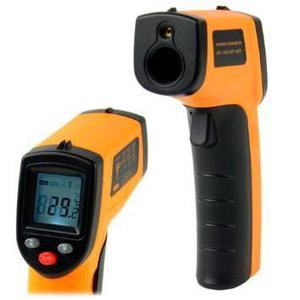 Laser Termometro Digital Infrarojo Temperatura Medidor A