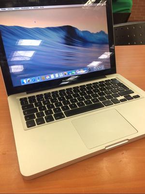 Macbook 13 Core 2 Duo 4Gbram 320 Intacto