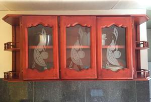 Mueble de Cocina en Madera