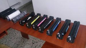 Recarga toner y cartuchos para impresoras