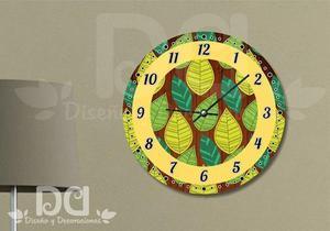 Relojes decorativos de 32 x 32 para el hogar - Medellín