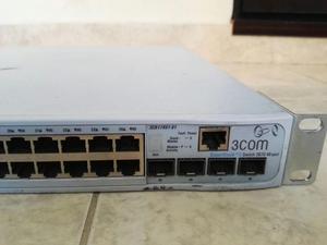 Switch 3com 48 Puertos