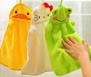 toallas de manos infantiles