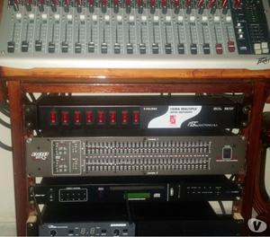 Vendo espetacular equipo de sonido