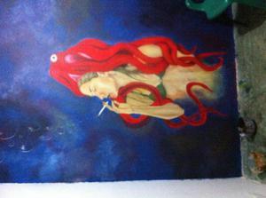 hacemos murales de todos los motivos y tamaños - Cartagena
