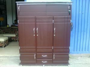 Closet inval 3 puertas modular y desarmable  Posot Class
