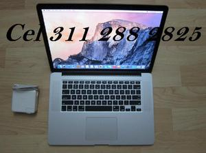 Laptop Apple MacBook Pro de 15,4 Retina i7 en Caja - San
