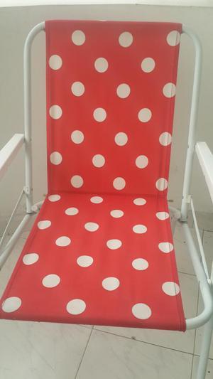 Motivo viaje vendo 2 sillas para exteriores y jardin