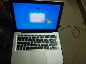 Portátil MacBook Pro 13 Pulgadas 6 Gigas Ram 500 Gigas de