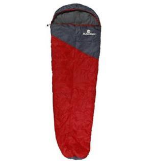 Saco Bolsa De Dormir Sleeping Momia Rojo Klimber