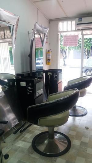 Tocador para peluqueria cali posot class for Sillas de peluqueria