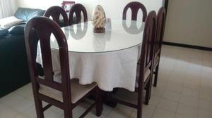 Vendo comedor 6 puestos en Madera