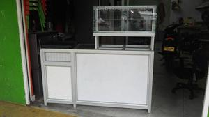 vitrina mostrador