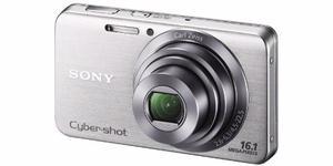 Cámara Cybershot Sony Modelo Dsc-w630