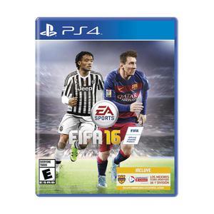 FIFA 16 PS4 NUEVO Y SELLADO