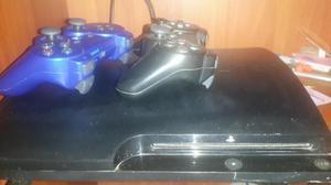 Motivo viaje vendo PS3, con 2 controles, camara y PS Move