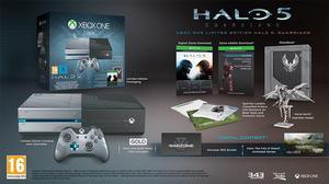 Vendo XBOX ONE NUEVA !! Edicion Halo 5 !! Muy linda