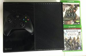 Vendo Xbox One con 2 Controles Y 2 Juego