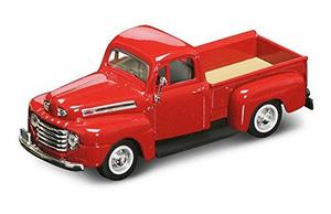 F-1 Camioneta Ford , Rojo - Yatming  Escala