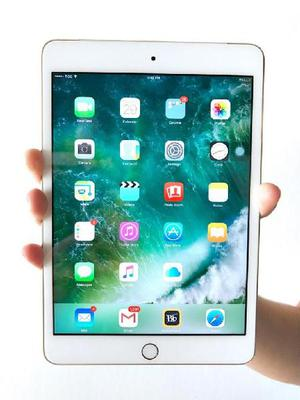 Ipad Mini 4 Gold 16gb Wifi Sim 4g - Cali