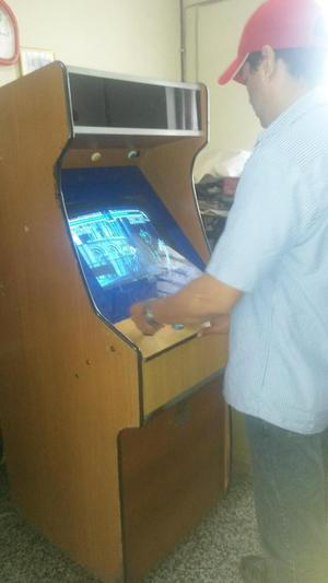 Maquina arcade juego THE KING OF FIGHTERS