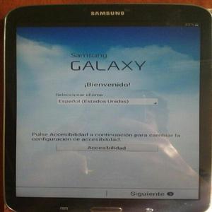 Tablet Samsung Galaxy Tab 3 - Bogotá