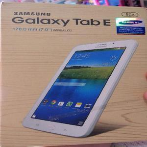 Tablet Samsung Galaxy Tab E - Medellín