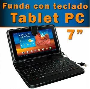 Teclado y Funda para Tablet - Cúcuta