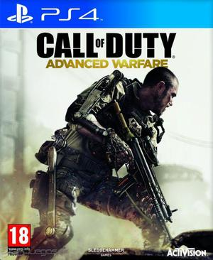 Vendo Call of Duty Advanced Warfare para ps4