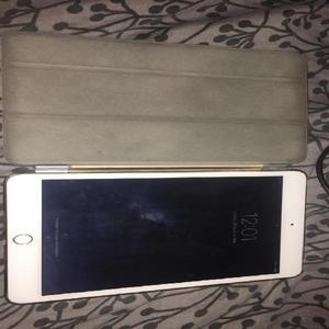Vendo iPad Mini 3 con Case Y Vidrio Temp - Barranquilla