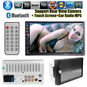 Car Audio pantalla Táctil 7 pulgadas USB Bluetooth llamadas