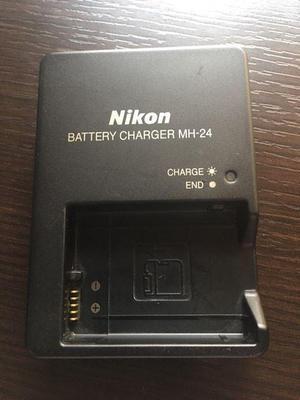 Cargador Batería Cámara Nikon D
