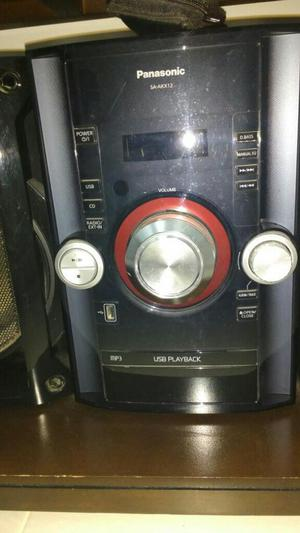 Equipo de Sonido Panasonic Sa Akx12