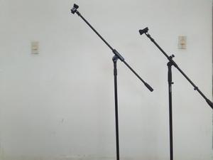 Remate Bases De Microfono
