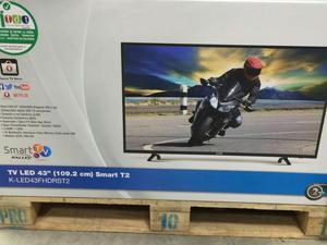Tv Smart de 43 Pulgadas Nuevo