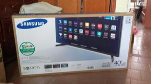 Vendo Smart Tv 40''samsung Led Base