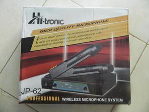 microfonos inalambricos