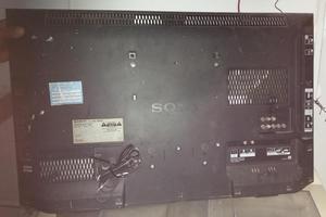 tv sony bravia de 32 pulgadas para repuesto o reparar