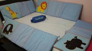 Protectores de cuna toldillos y otras cositas posot class - Protectores para cama cuna ...
