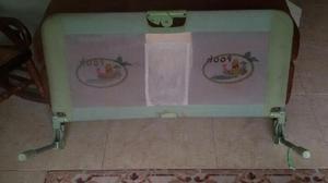 Barandas de Seguridad, para Cama de Bebe - Bucaramanga