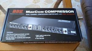 Compresor profesional de Audio BBE