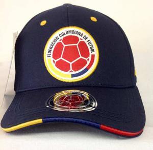 Gorras selección colombia de fútbol licenciadas por la fcf 8cb83259905