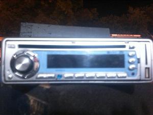 Radio Carro con Puertousb