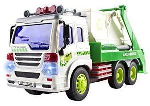 Saneamiento De Basura Remoto Rc Truck  Función De Cuat