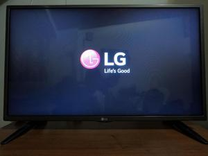 TV LED LG 32 Pulgadas Sintonizador Digital DVBT2 Entradas